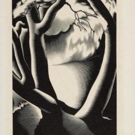 Paul Landacre-August Seventh-1936