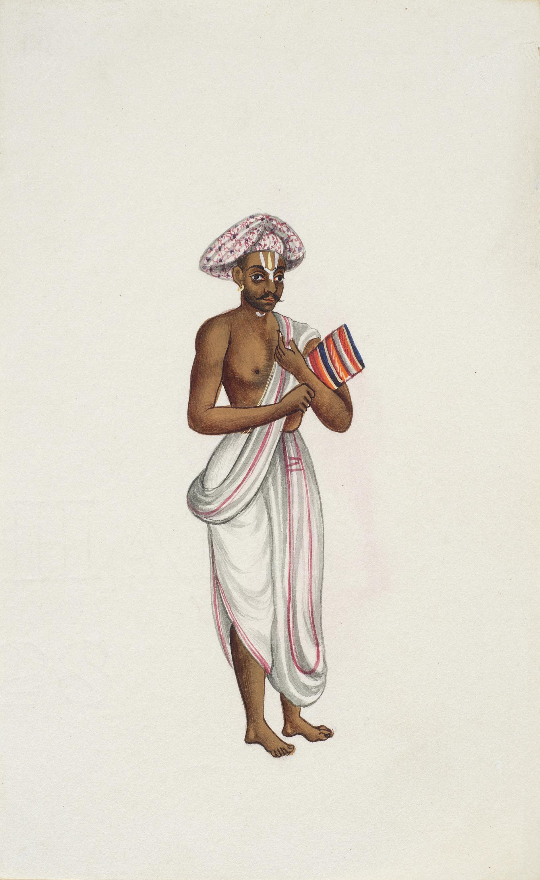 Company Painting - Carpet Weaver-1850