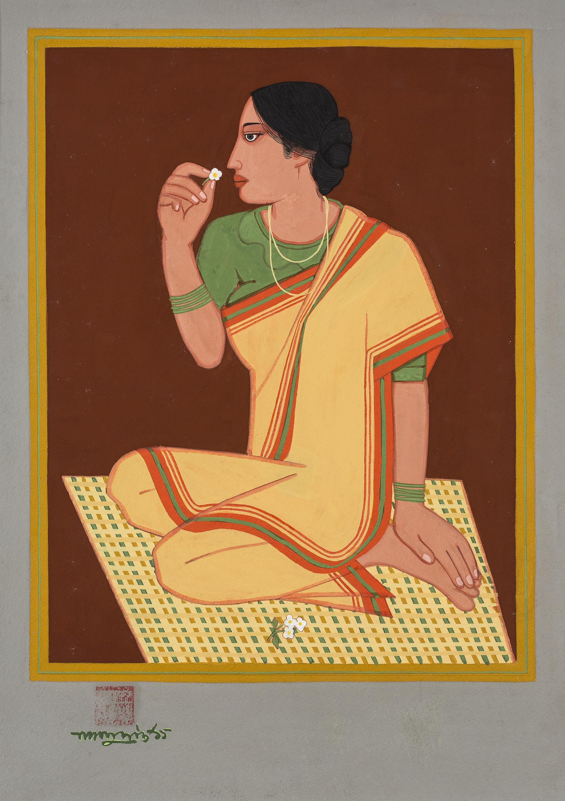 Lalu Prasad Shaw-Untitled-2011