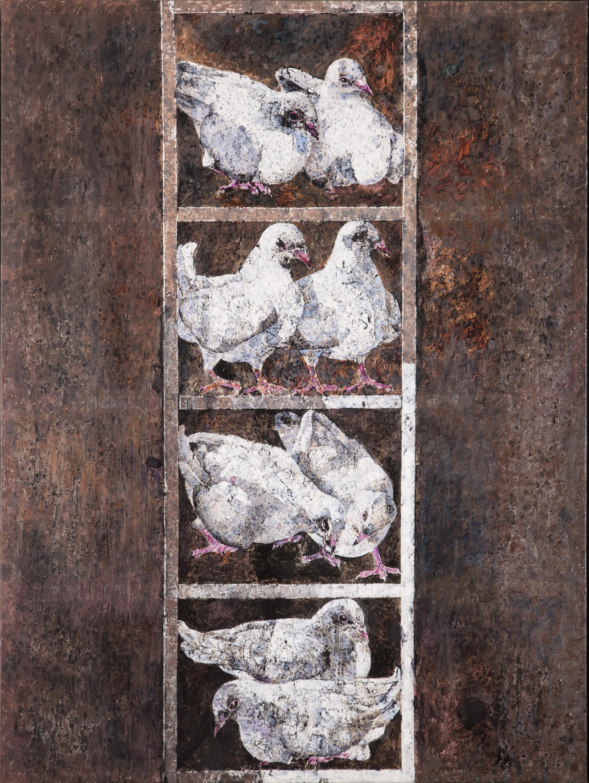 Jamil Naqsh-Ladder-2012