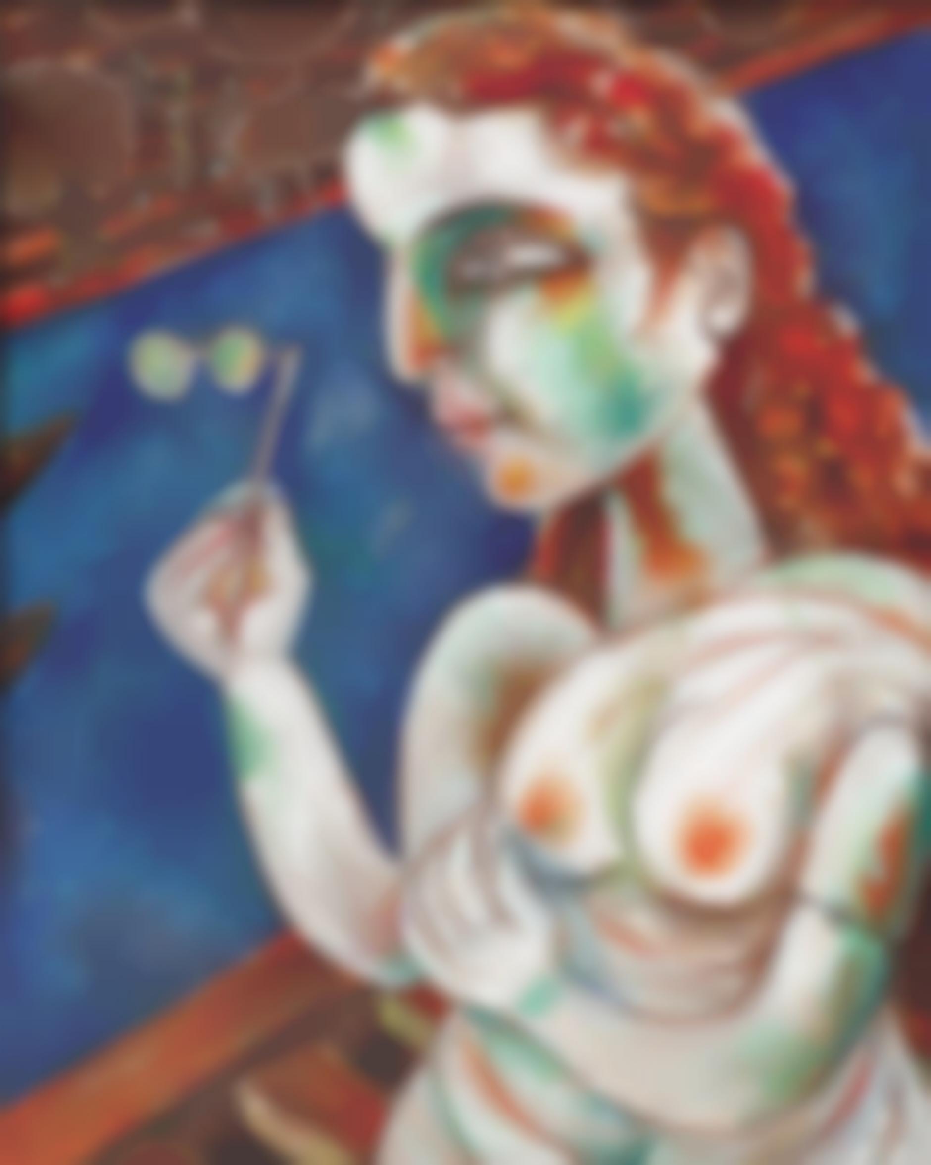 Paritosh Sen-Binodini In Benares-2003