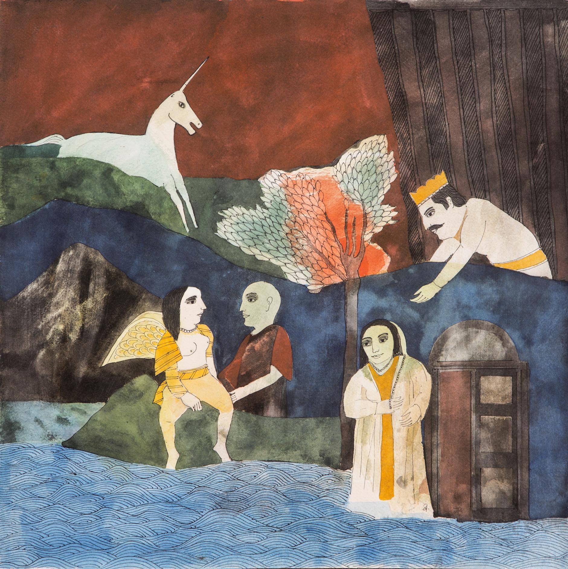 Badri Narayan-A Dream In Winter-1996