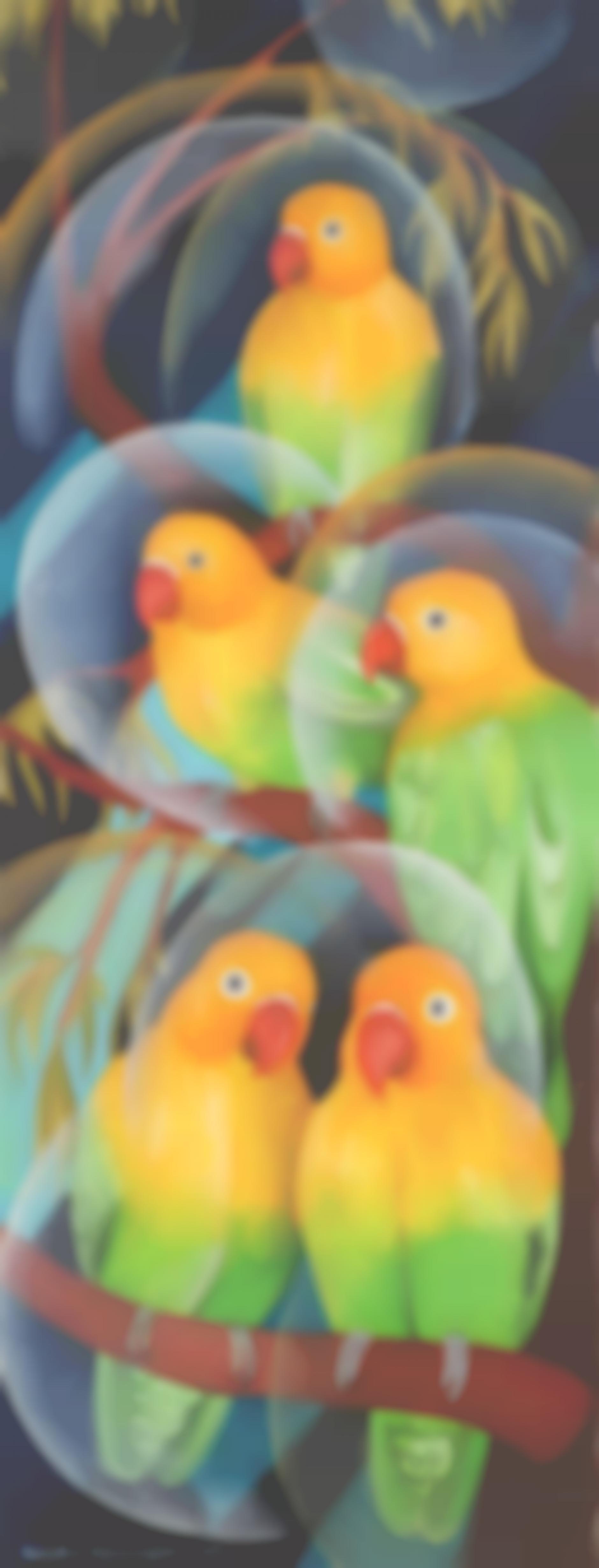 Senaka Senanayake-Love Birds-1996