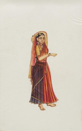 Company Painting - Arab Woman-1850