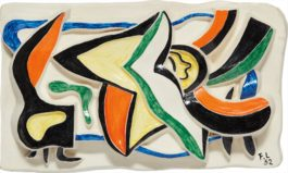 Fernand Leger-Composition-1952