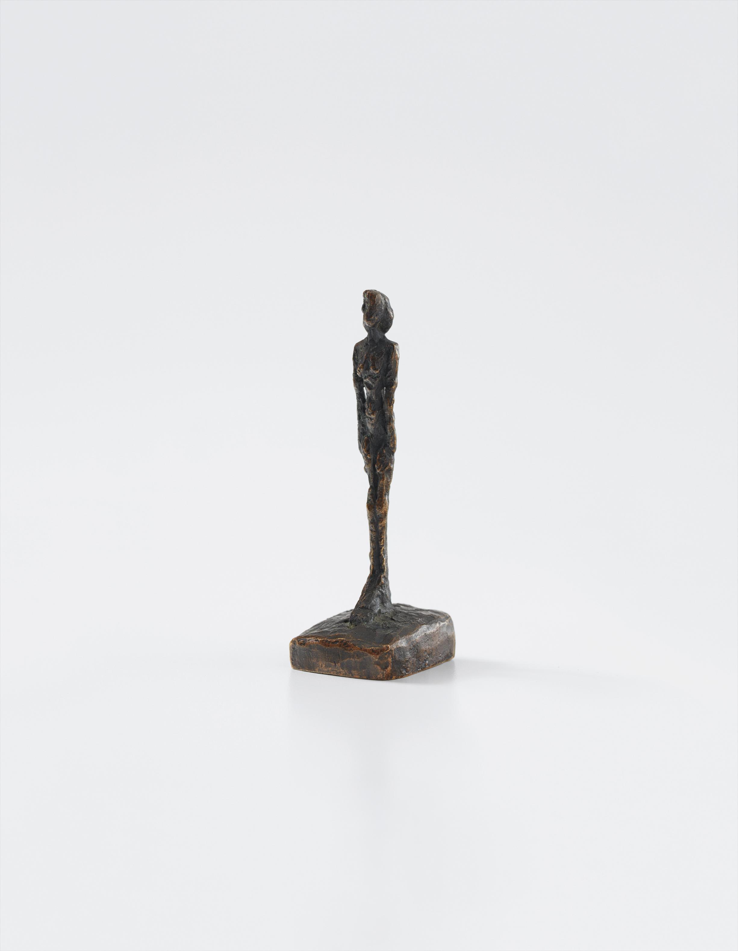 Alberto Giacometti-Figurine-1969