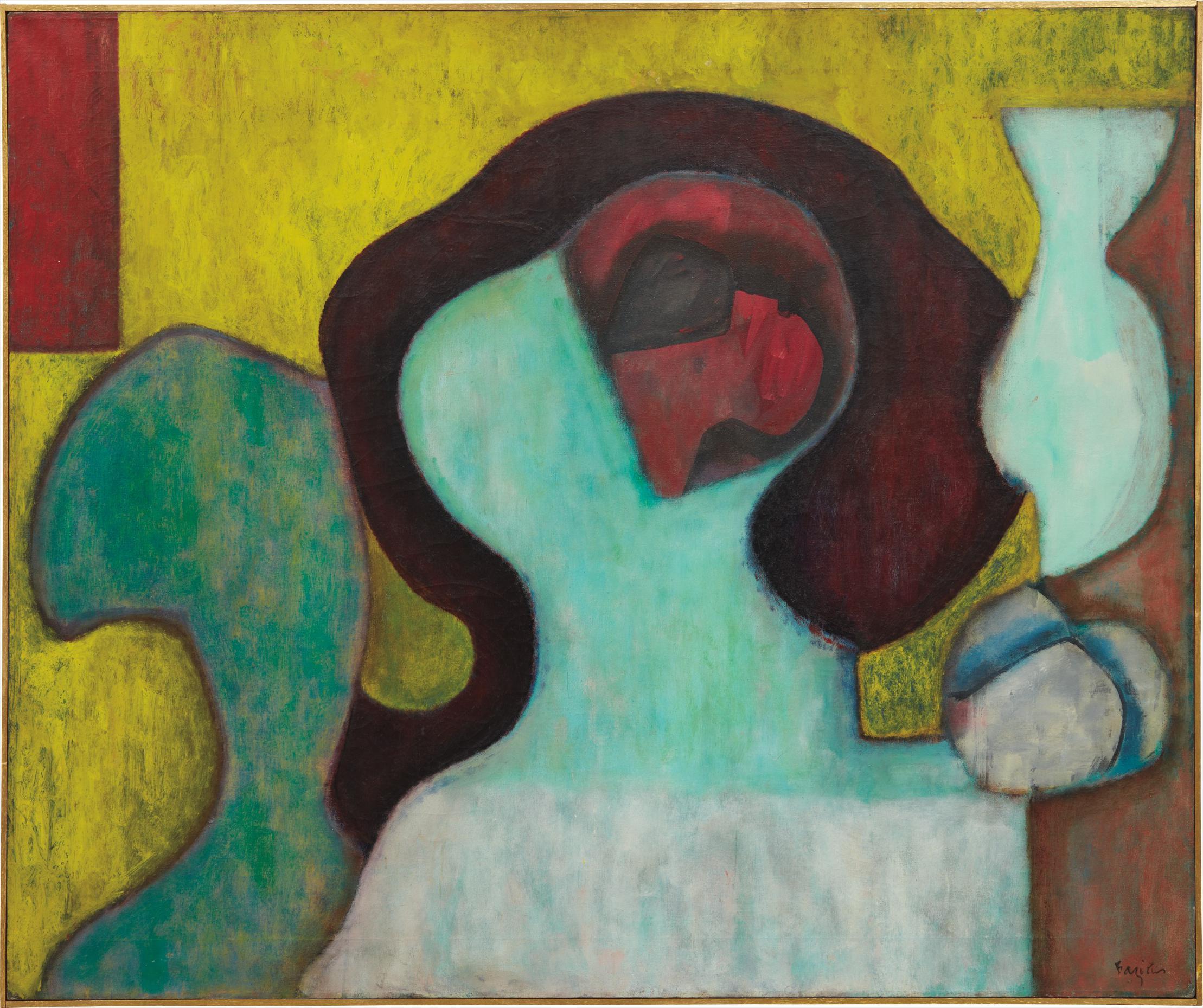 William Baziotes-The Room-1947