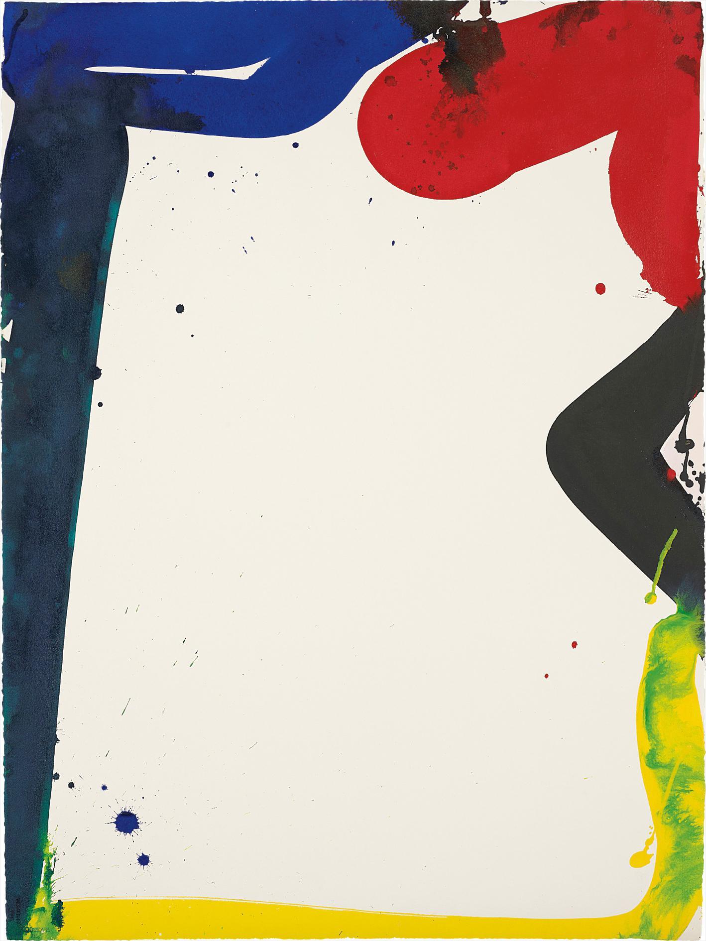 Sam Francis-Untitled-1965