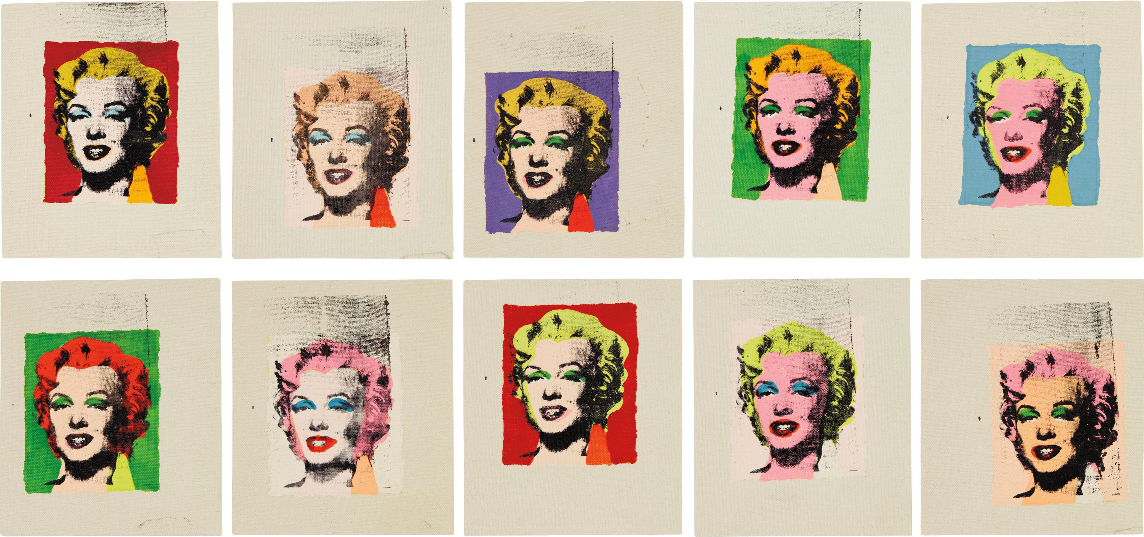 Richard Pettibone-Ten Works:-1978