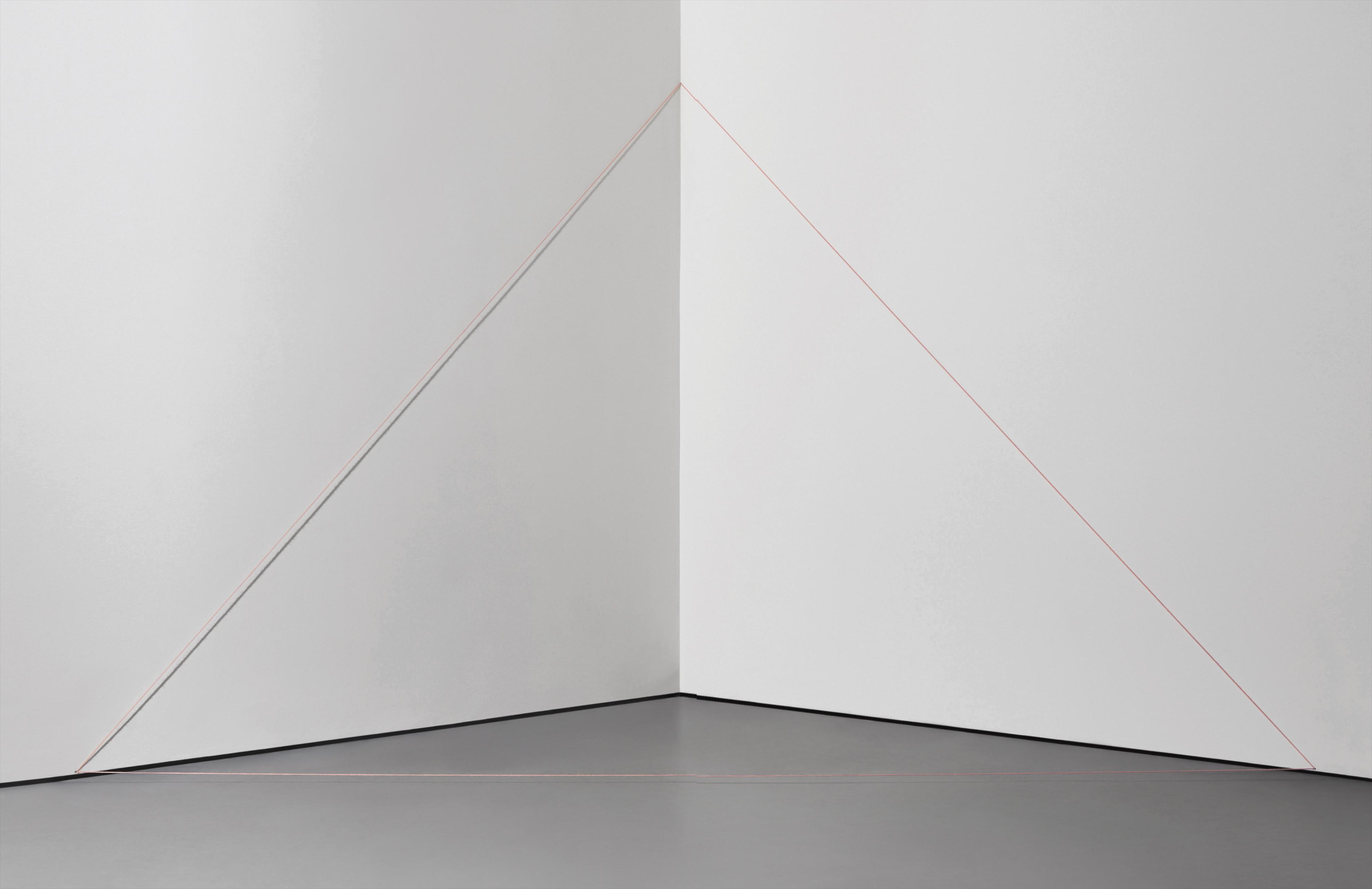 Fred Sandback-Untitled-1992