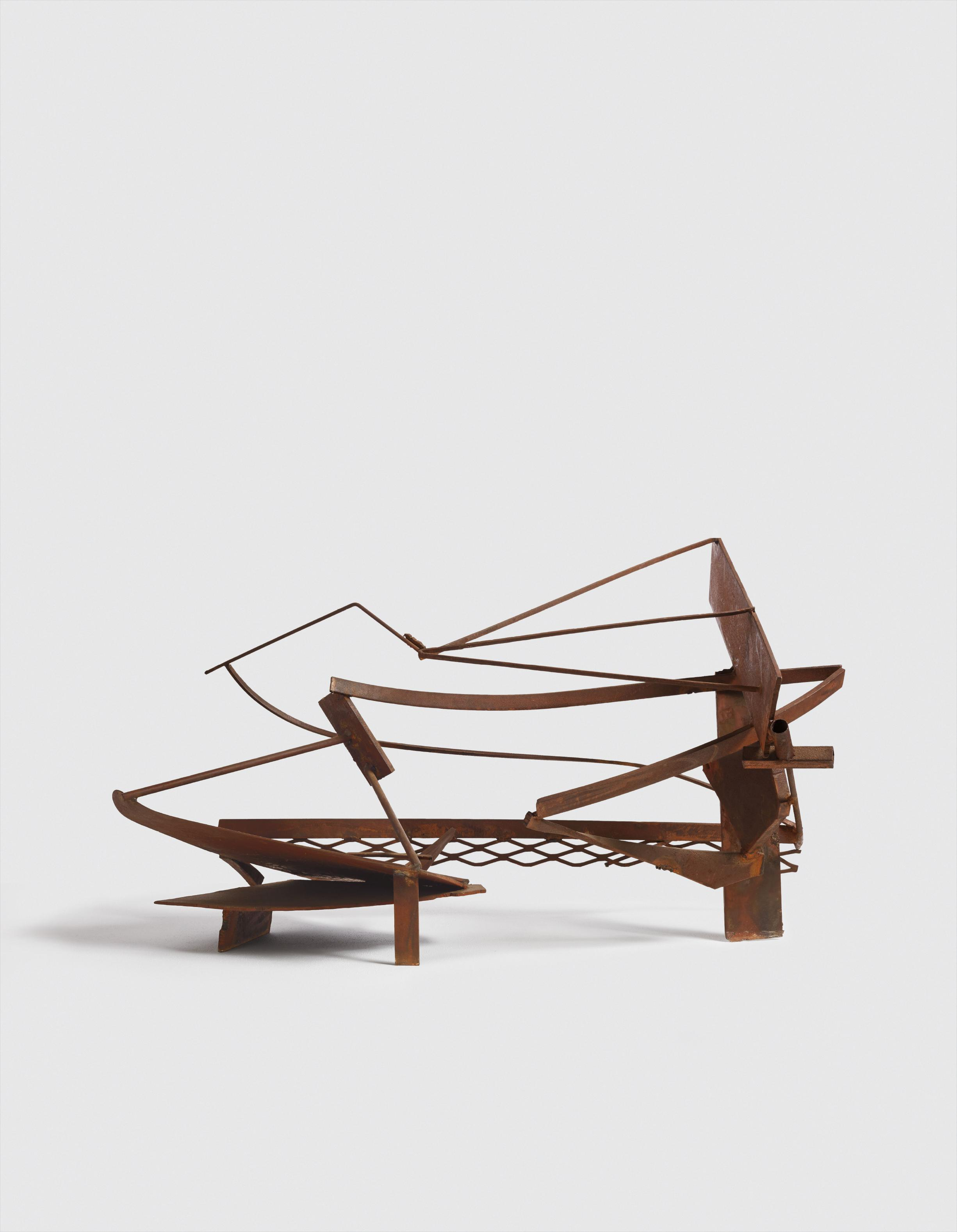 Sir Anthony Caro - Table Piece Ccccvii-1978