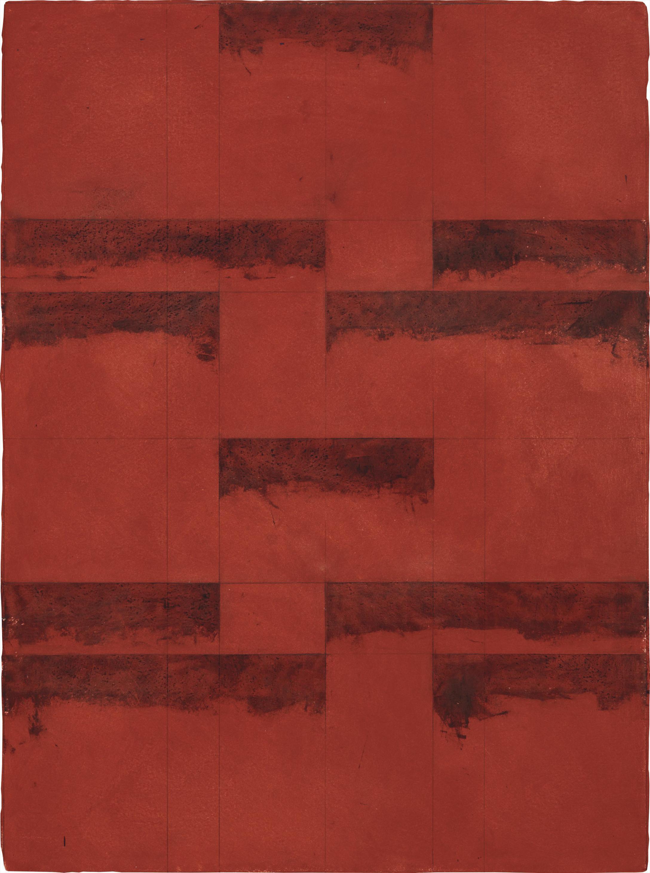 Brice Marden-Untitled (#4)-1985