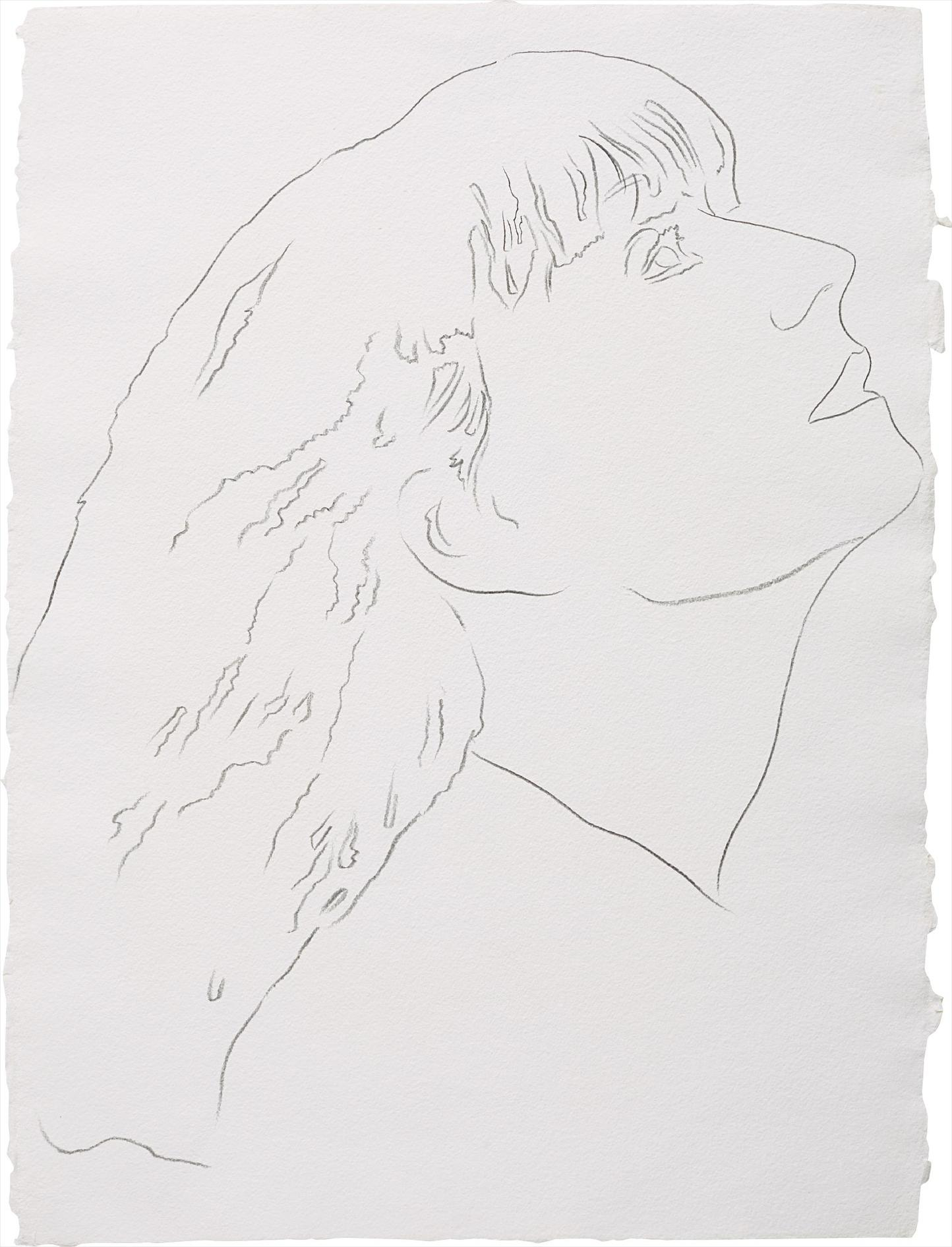 Andy Warhol-Sonia Rykiel-1982