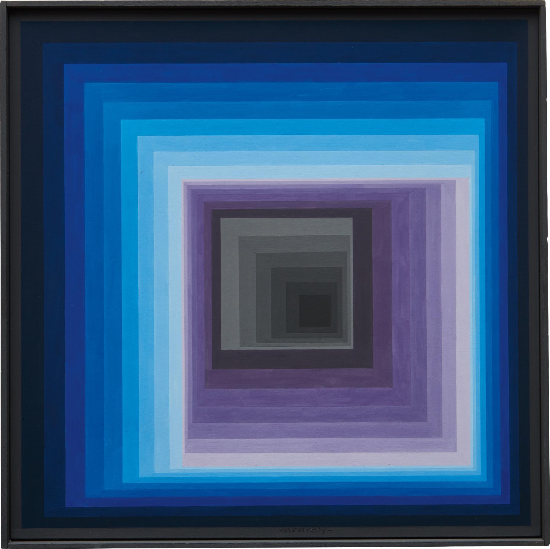 Victor Vasarely-Reytey, No. 0772-1968