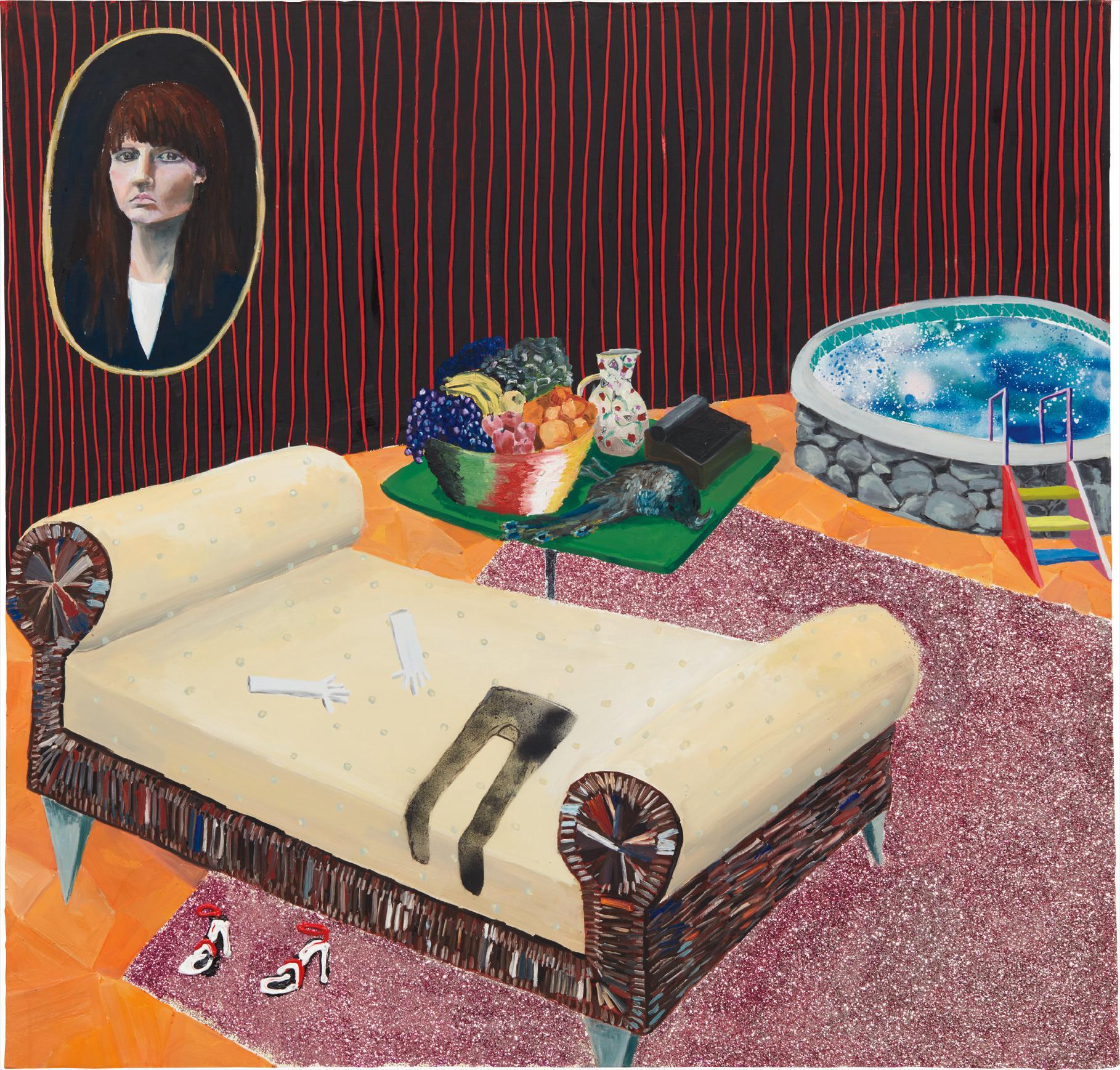 Shara Hughes-Vanity-2007