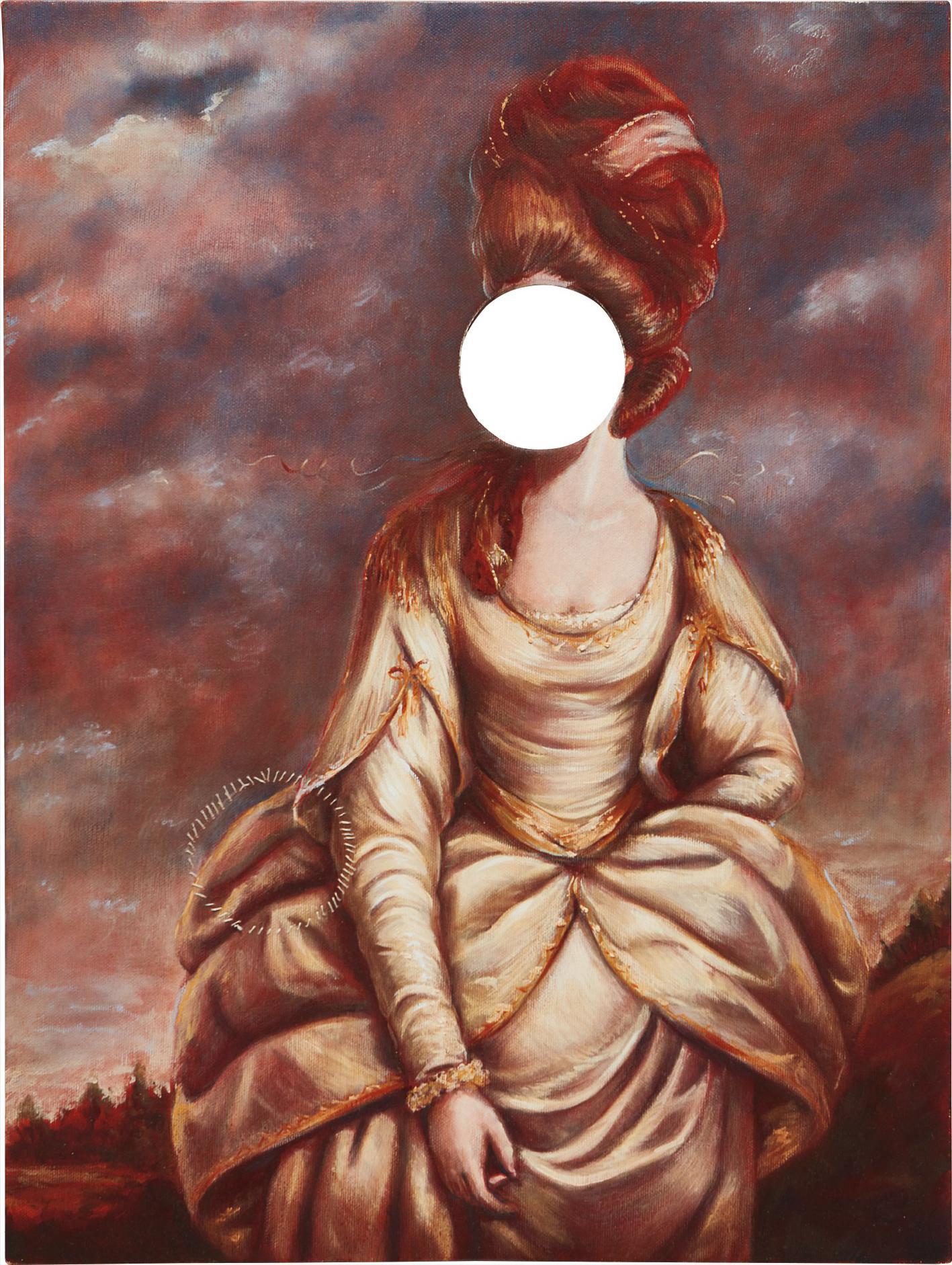 Titus Kaphar-Nah! Momma, She Aint White, She Just Real Light Skinnedded-2006