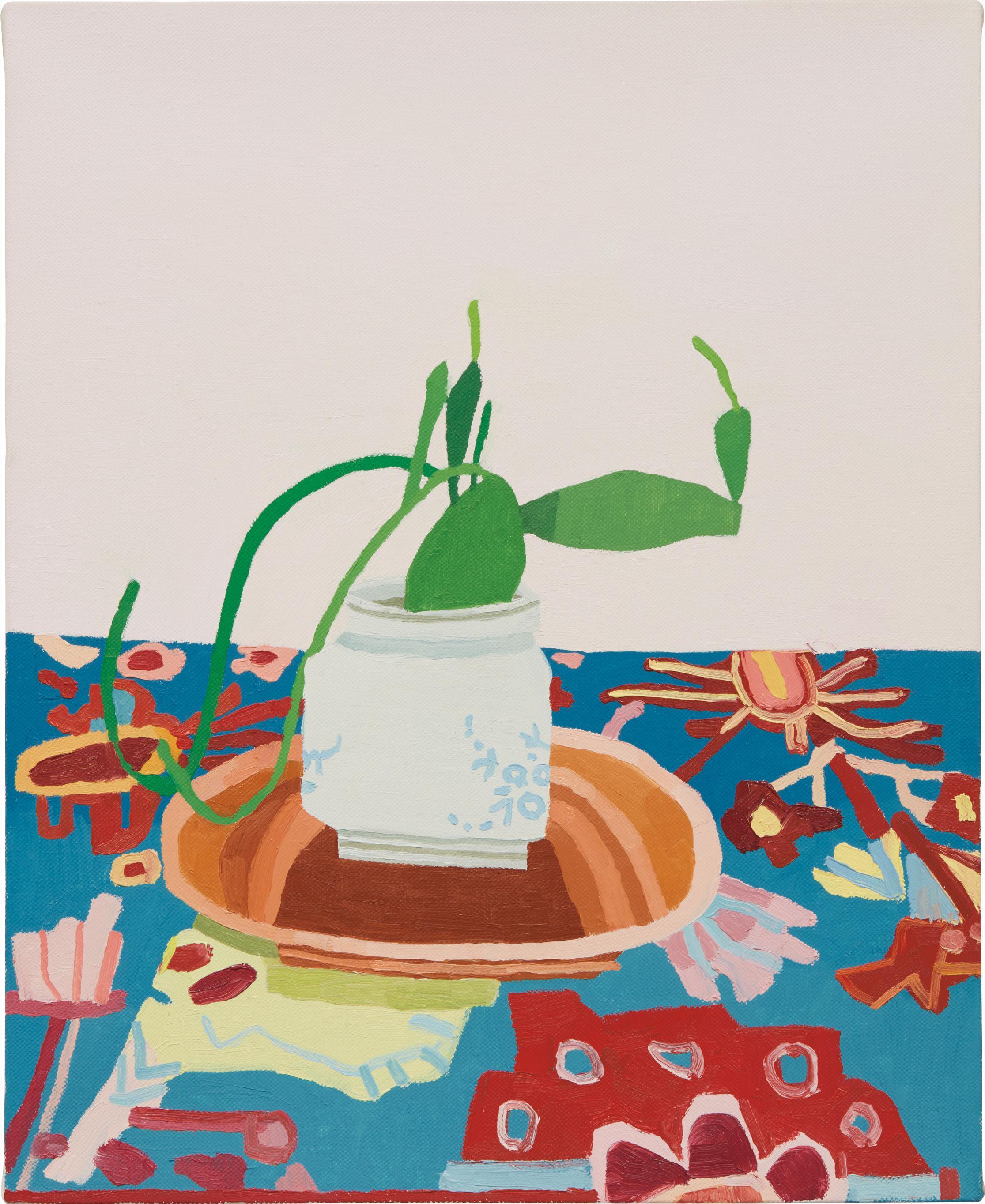 Jonas Wood-Special Cactus-2007