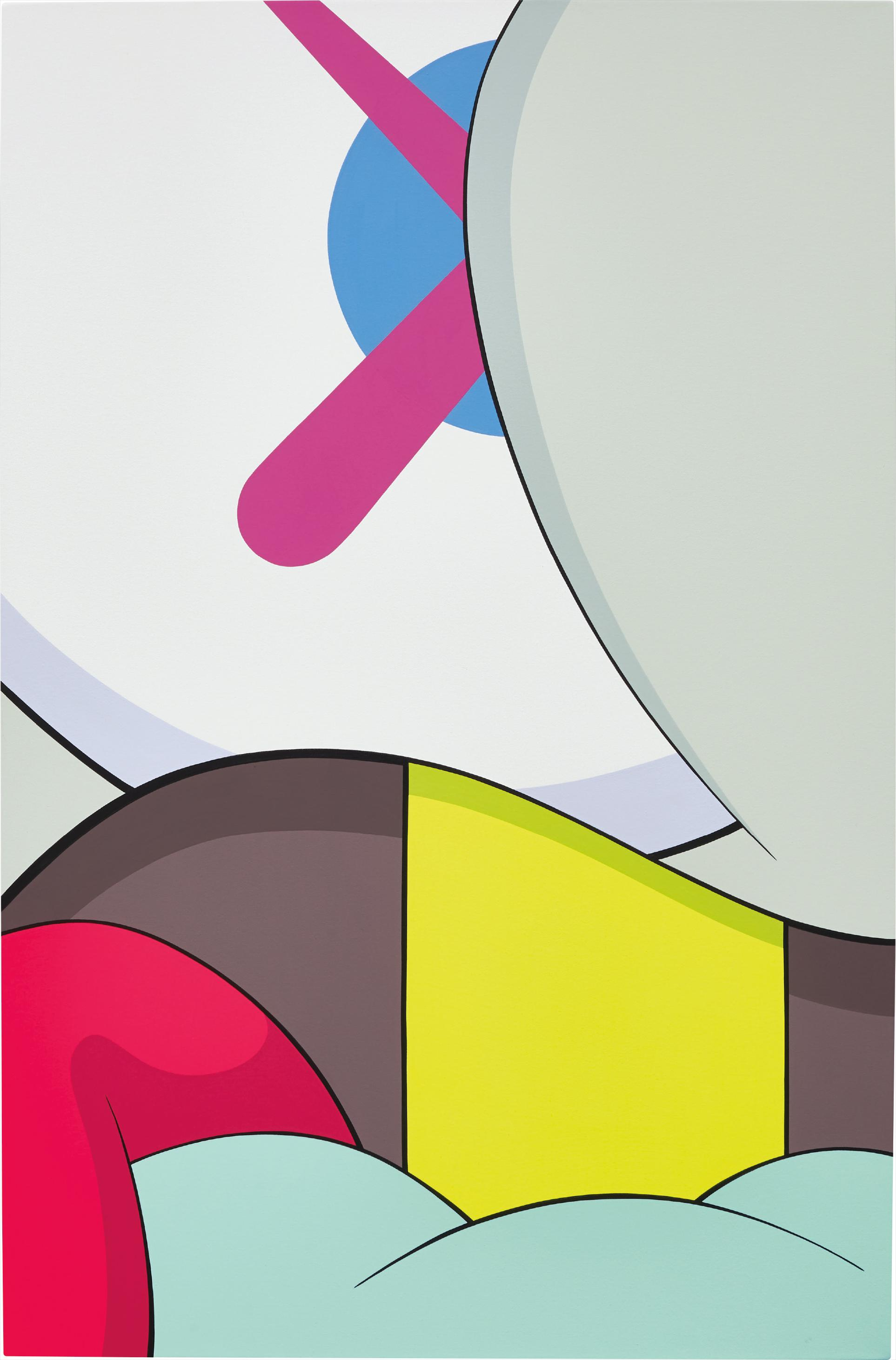 KAWS-Untitled-2014