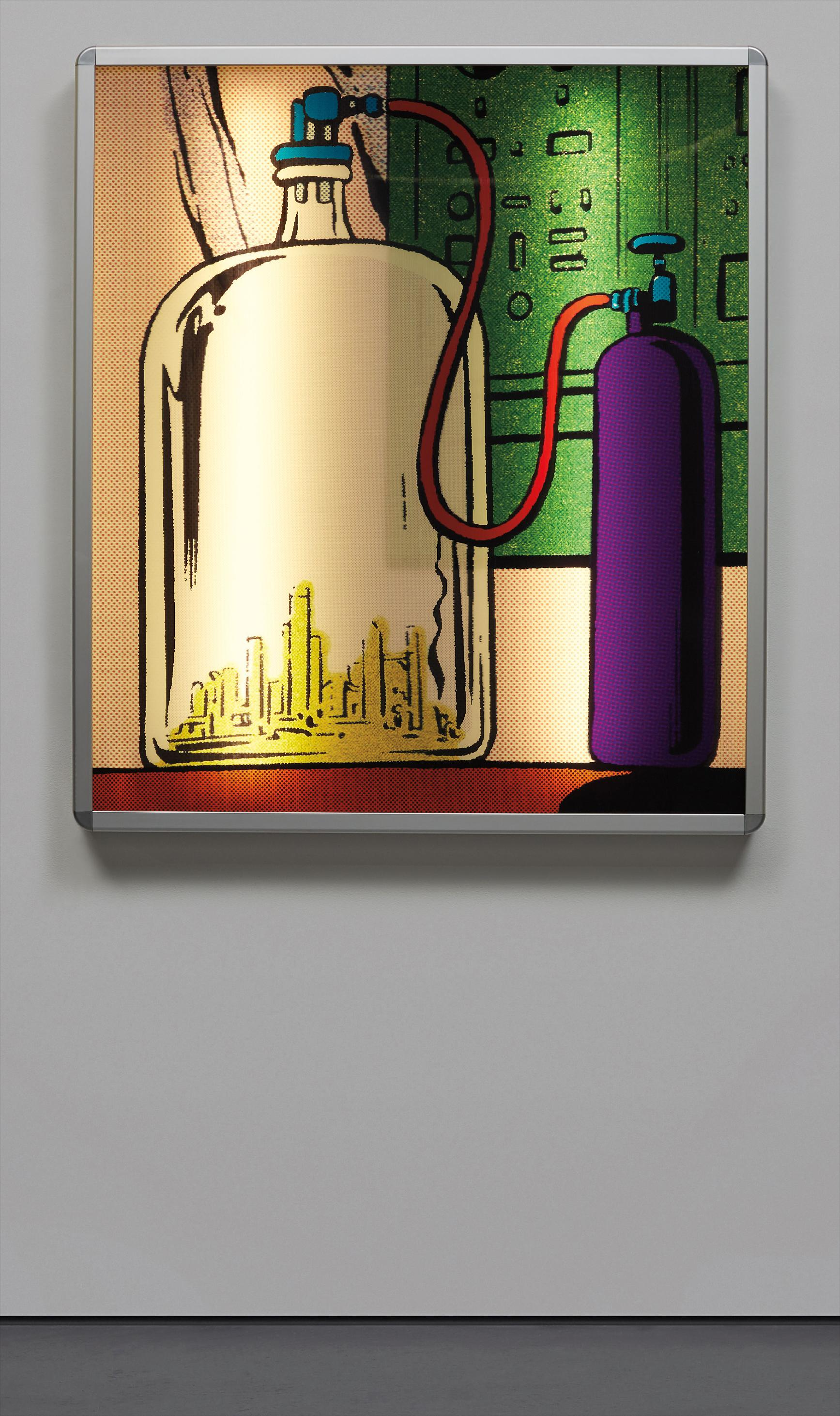 Mike Kelley-Lenticular 10-2007