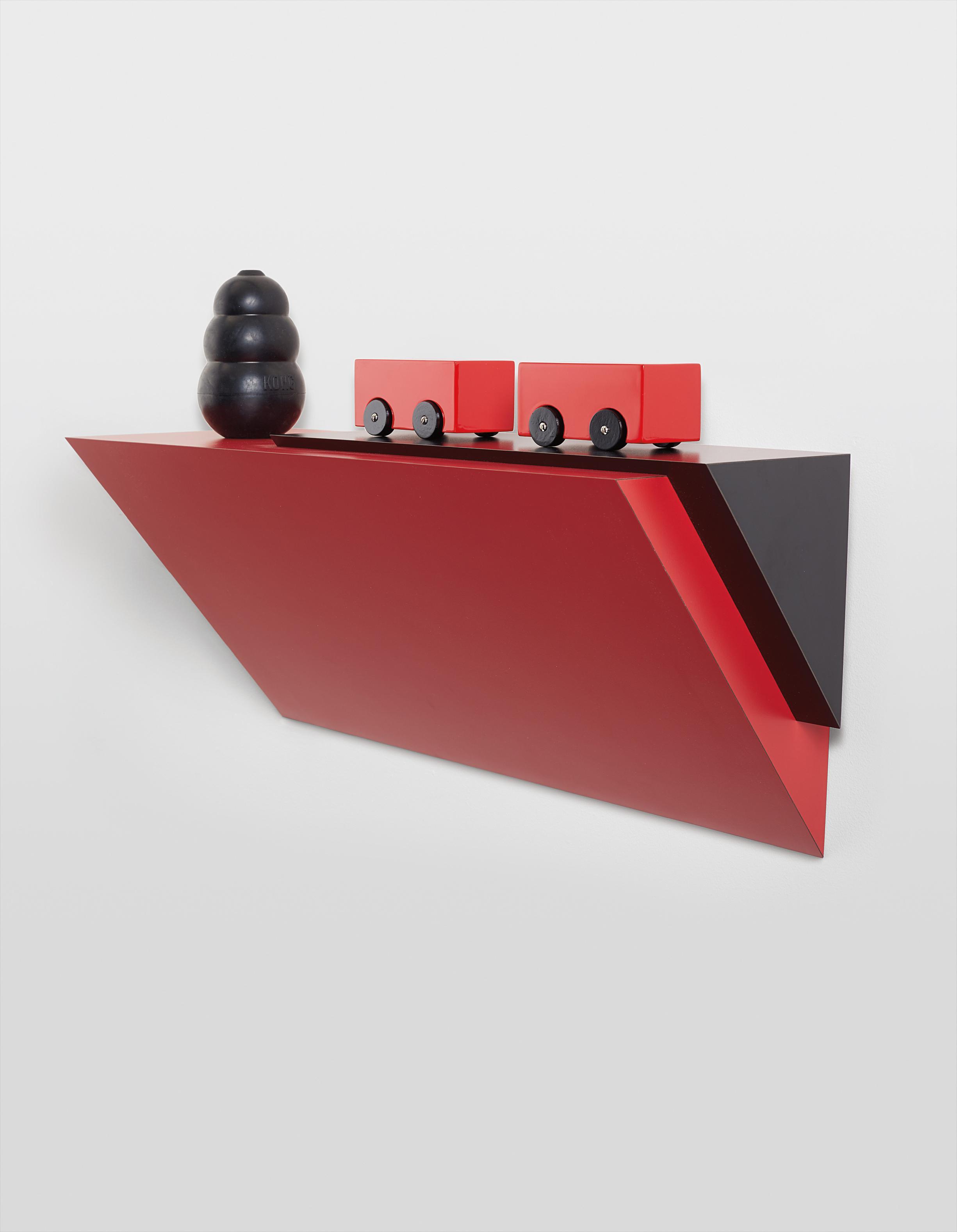 Haim Steinbach-El Lissitzky II-3-2012
