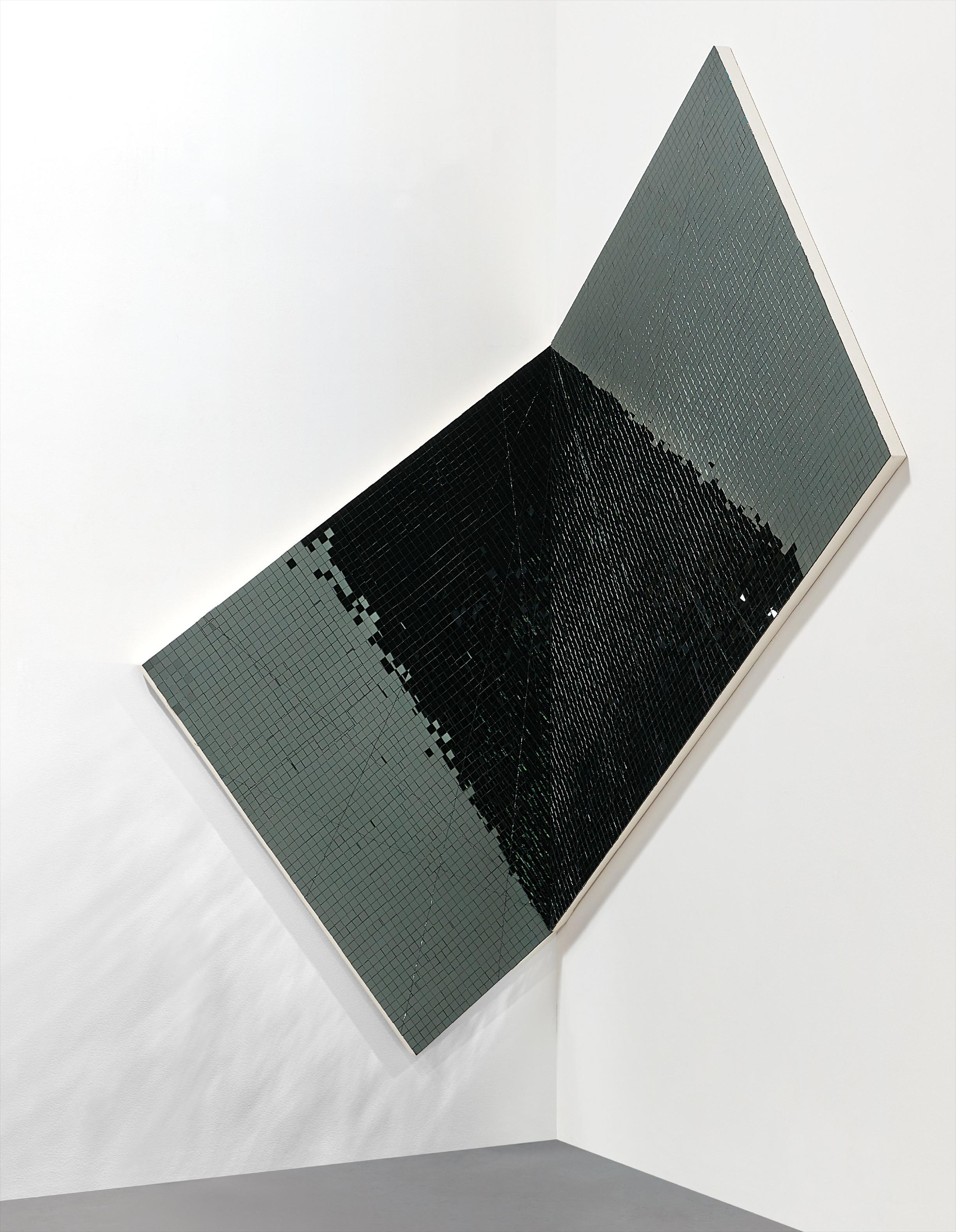 Jim Hodges-Untitled (Black Door I)-2010