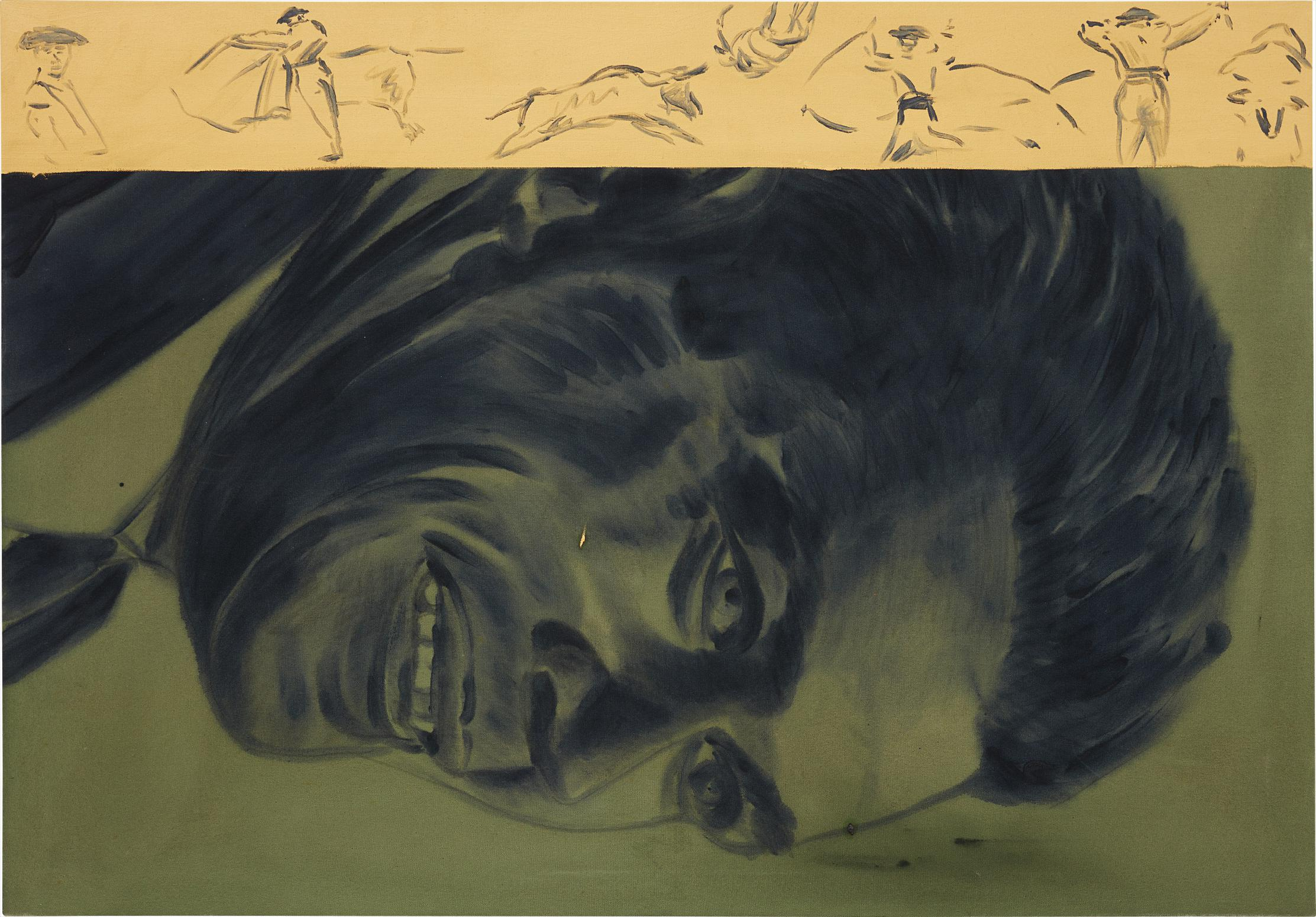 David Salle-Untitled-1983