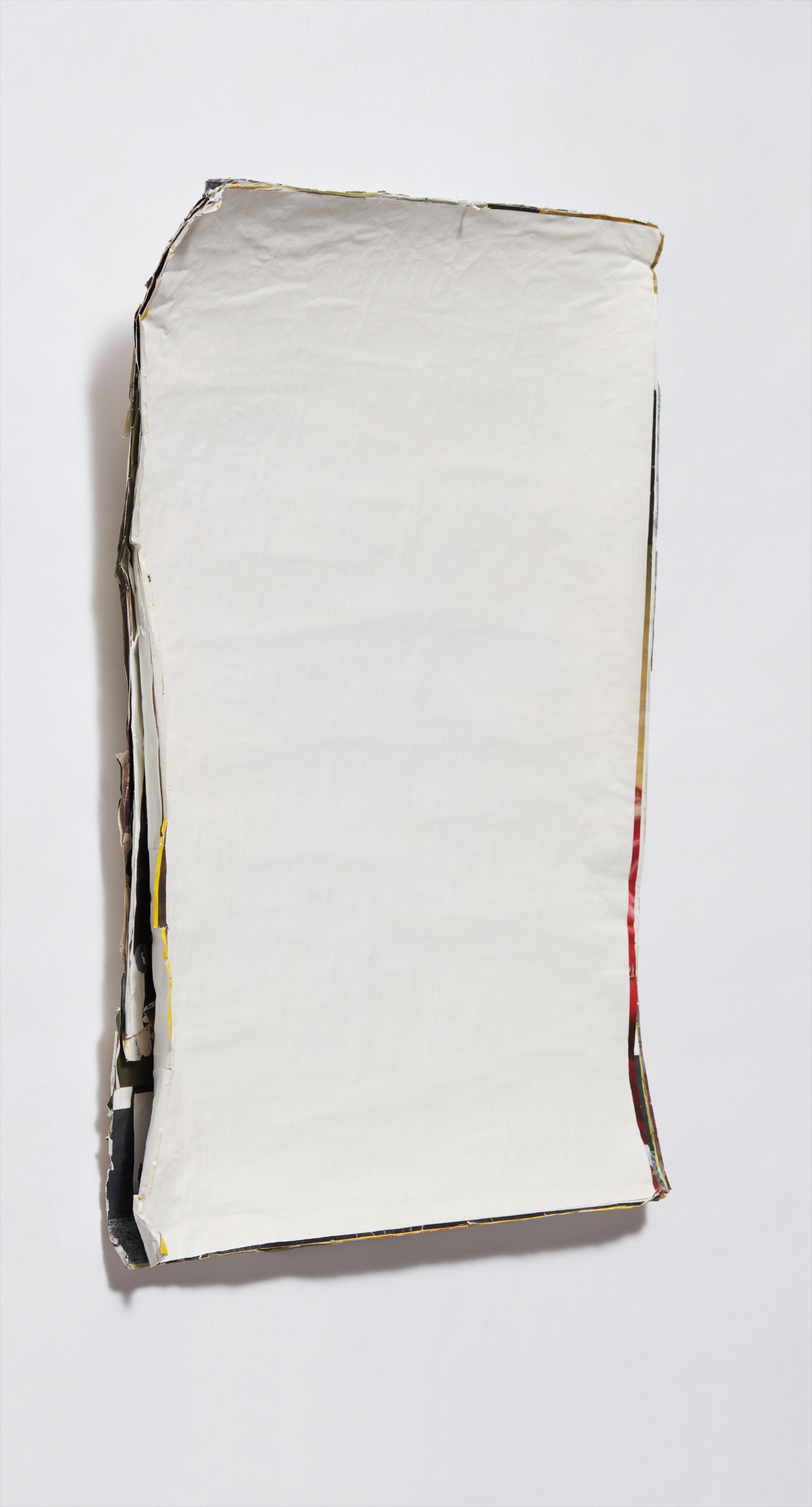 Klara Liden-Untitled (Poster Painting)-2008