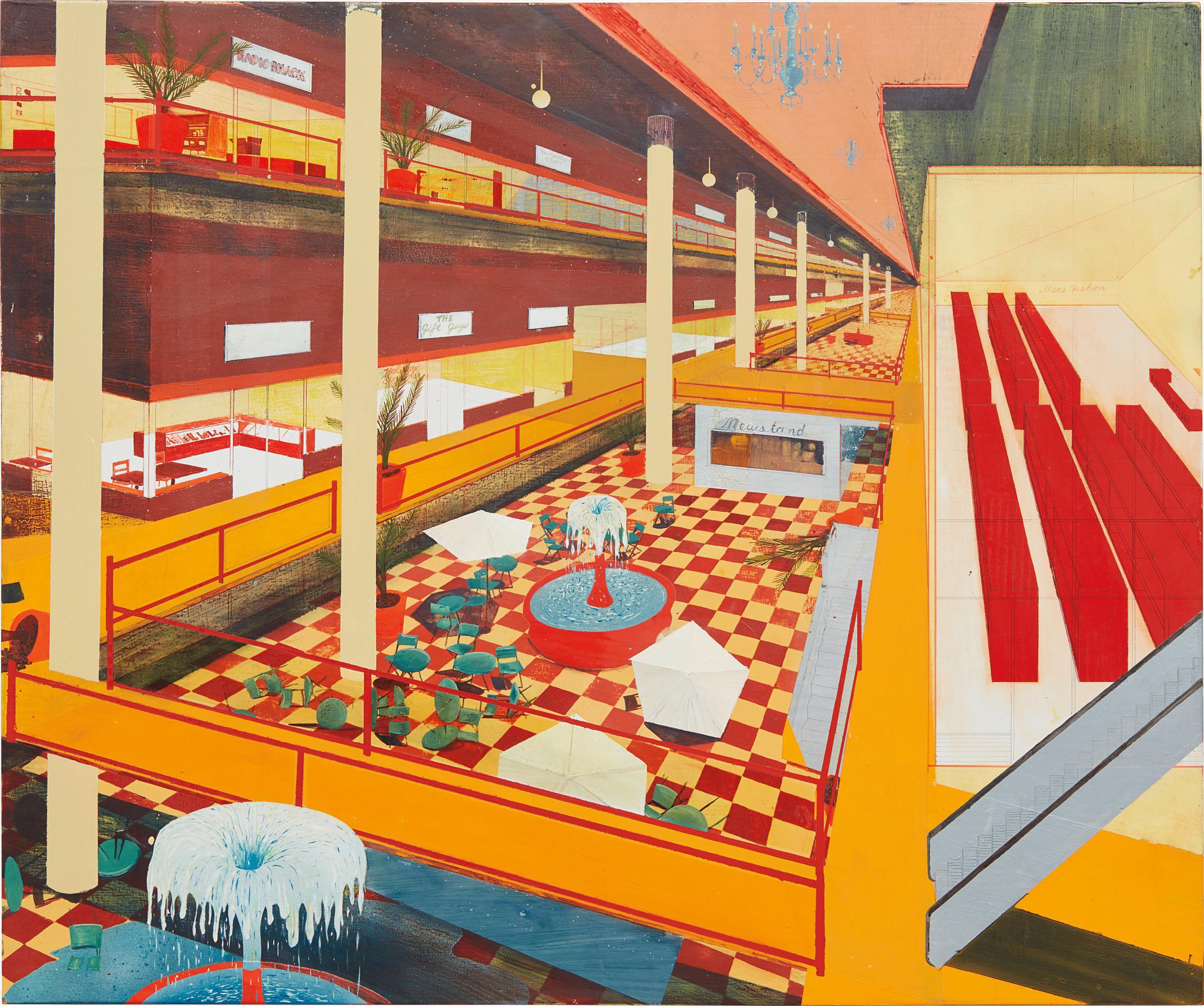 Jules de Balincourt-Close Out Sale-2003