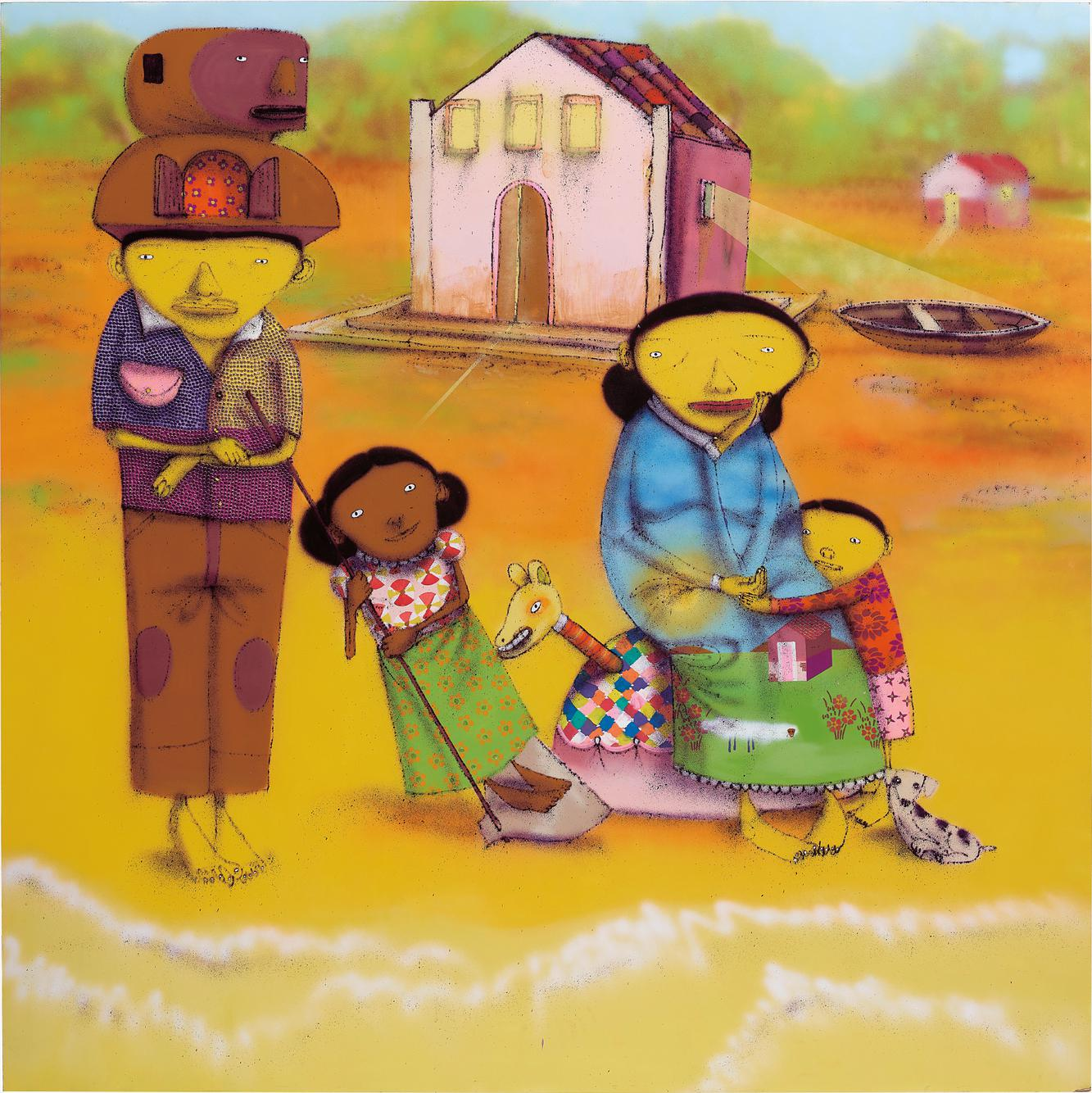 Os Gemeos-Untitled-2008