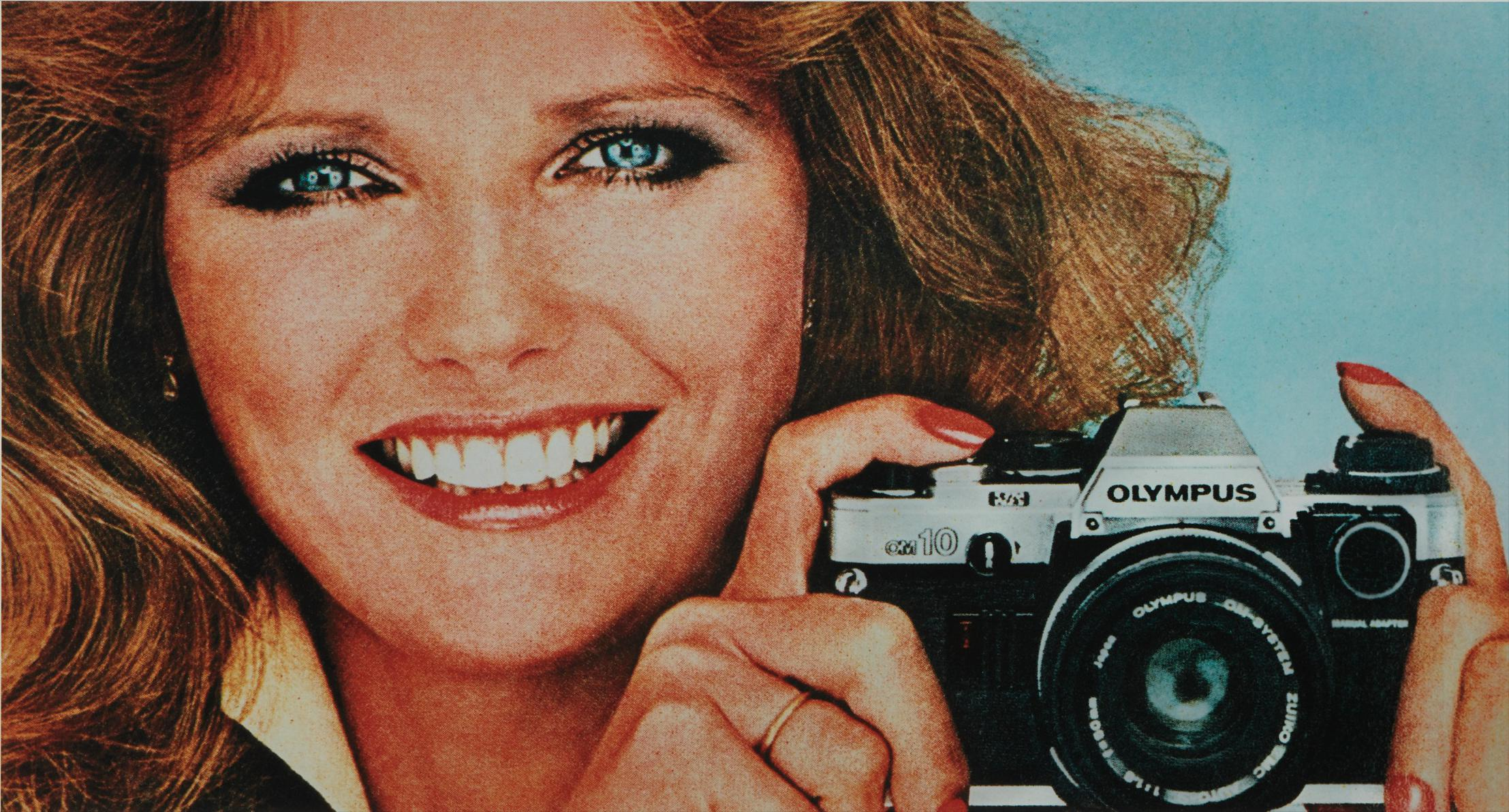 Anne Collier-Woman With A Camera (Cheryl Tiegs/Olympus 2)-2008