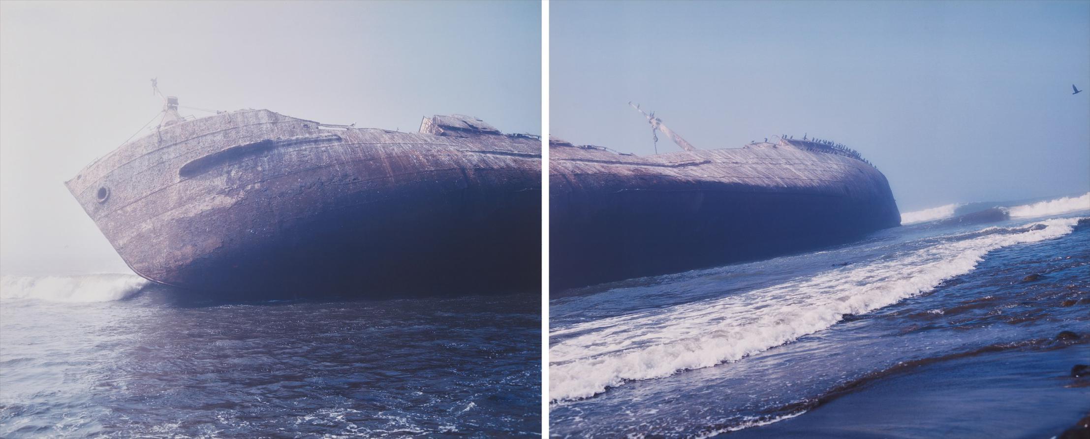 Doug Aitken-2 Second Separation-2000