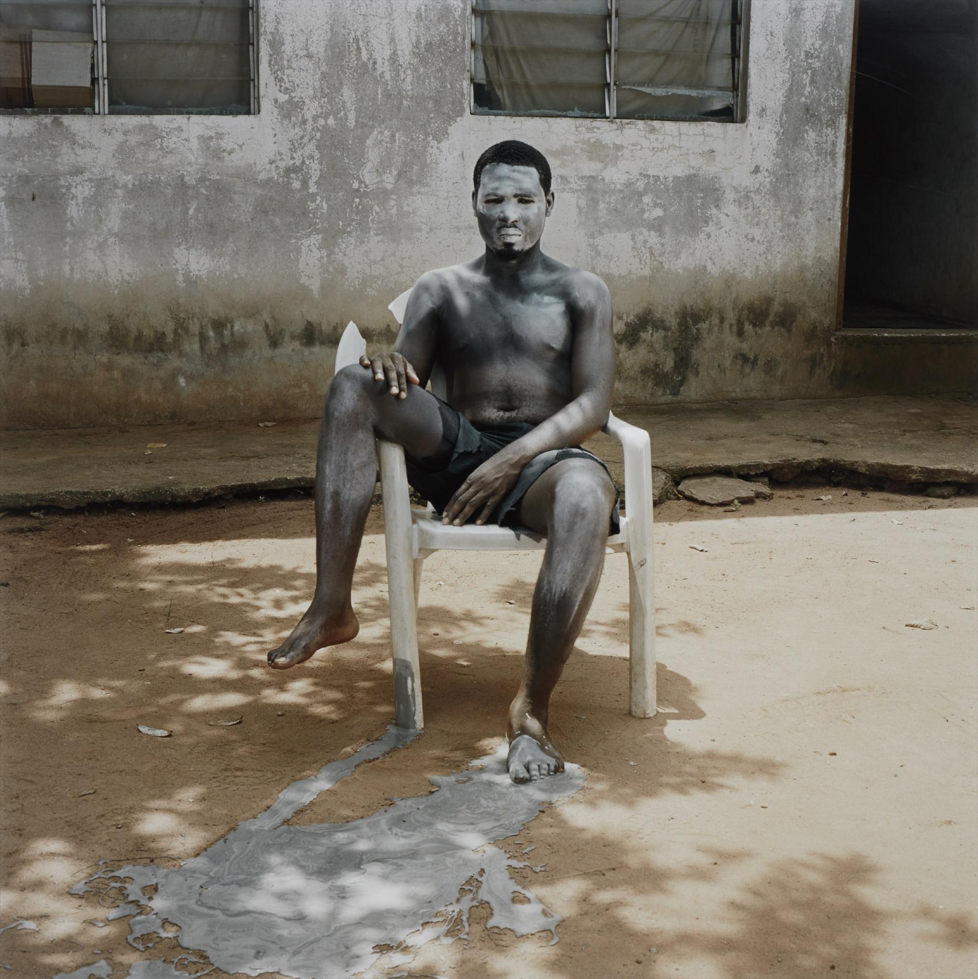 Pieter Hugo-John Mark. Asaba, Nigeria-2008
