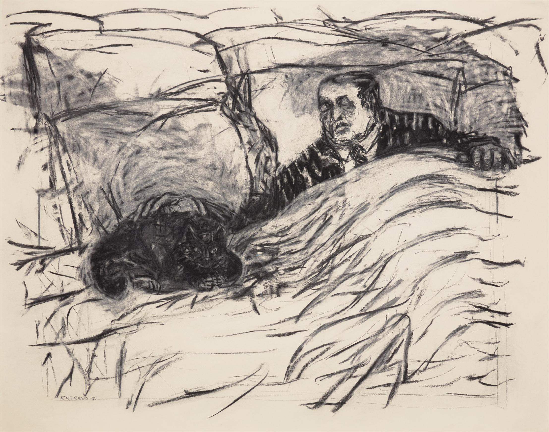 William Kentridge-Drawing From-1991