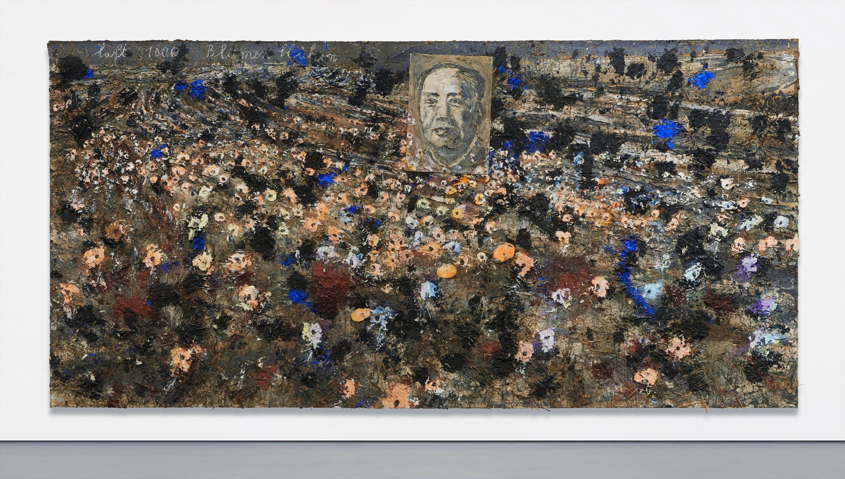 Anselm Kiefer-Lasst 1000 Blumen Bluhen (Let 1000 Flowers Bloom)-2007