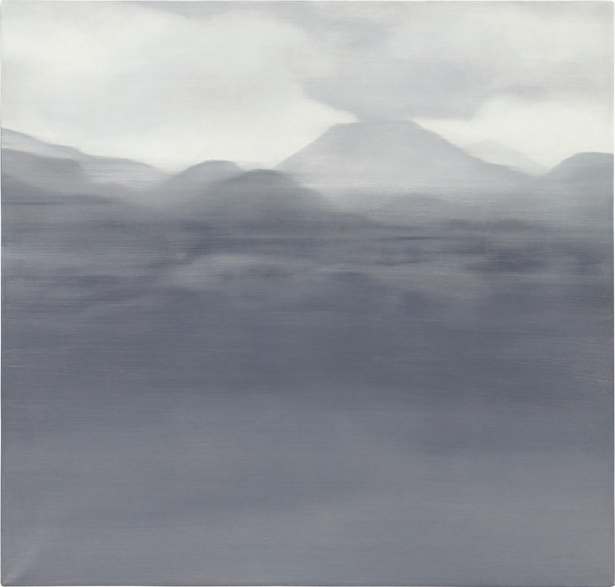 Gerhard Richter-Italienische Landschaft (Italian Landscape)-1966