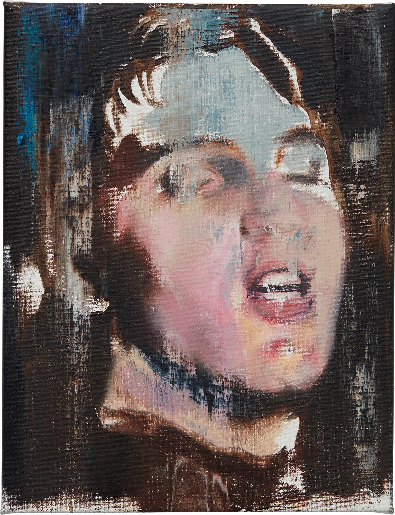 Adrian Ghenie-Elvis-2009