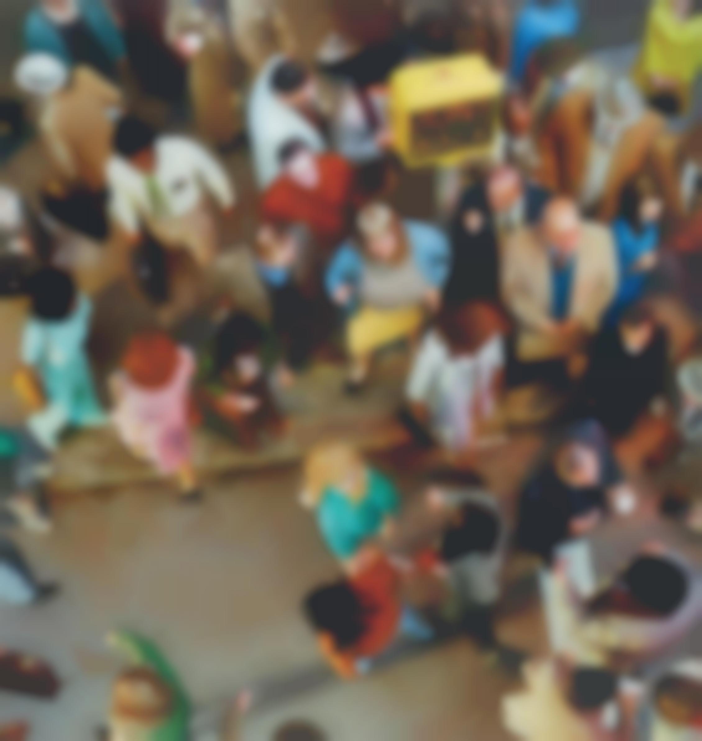 Alex Prager-Crowd #11 (Cedar And Broad Street)-2013