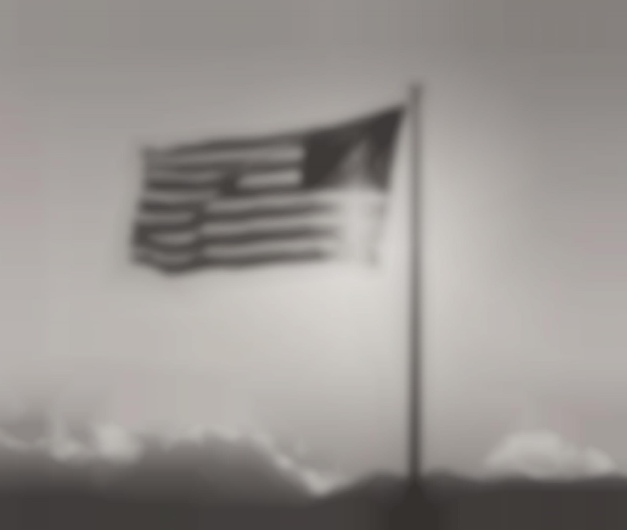 Robert Mapplethorpe-American Flag-1987