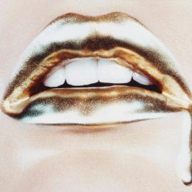 Miles Aldridge-Bold Gold #2-2006