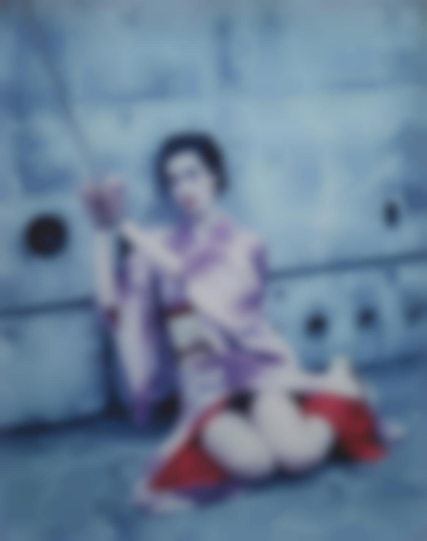 Nobuyoshi Araki-67 Shooting Back-2007