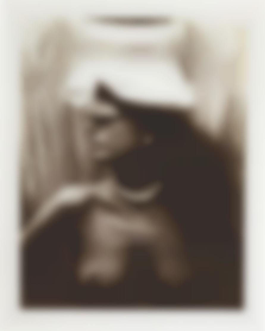 Helmut Newton-Sailor, Ramatuelle-1977