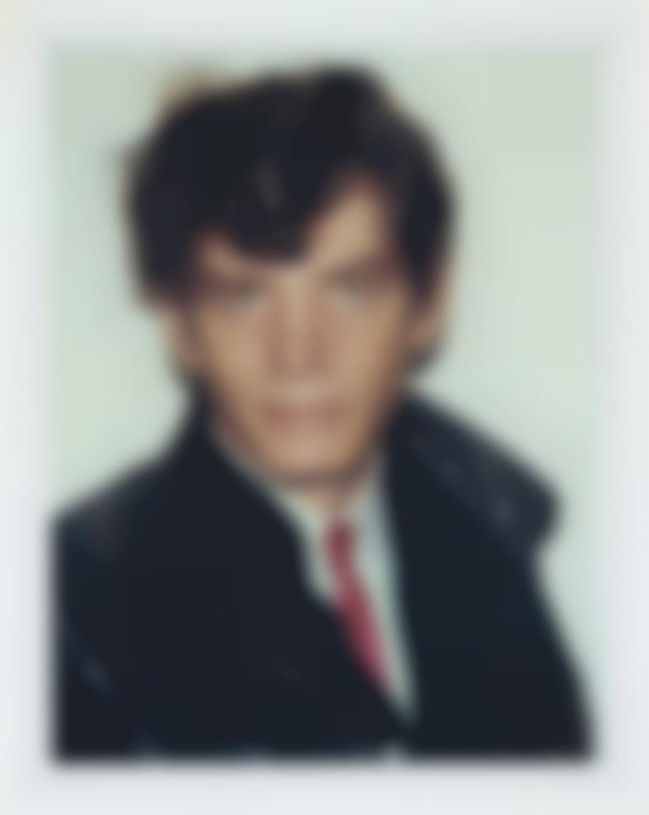 Andy Warhol-Robert Mapplethorpe-1983