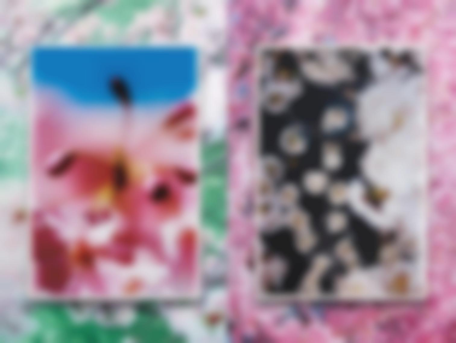 Mika Ninagawa-Earthly Flowers, Heavenly Colors-2018