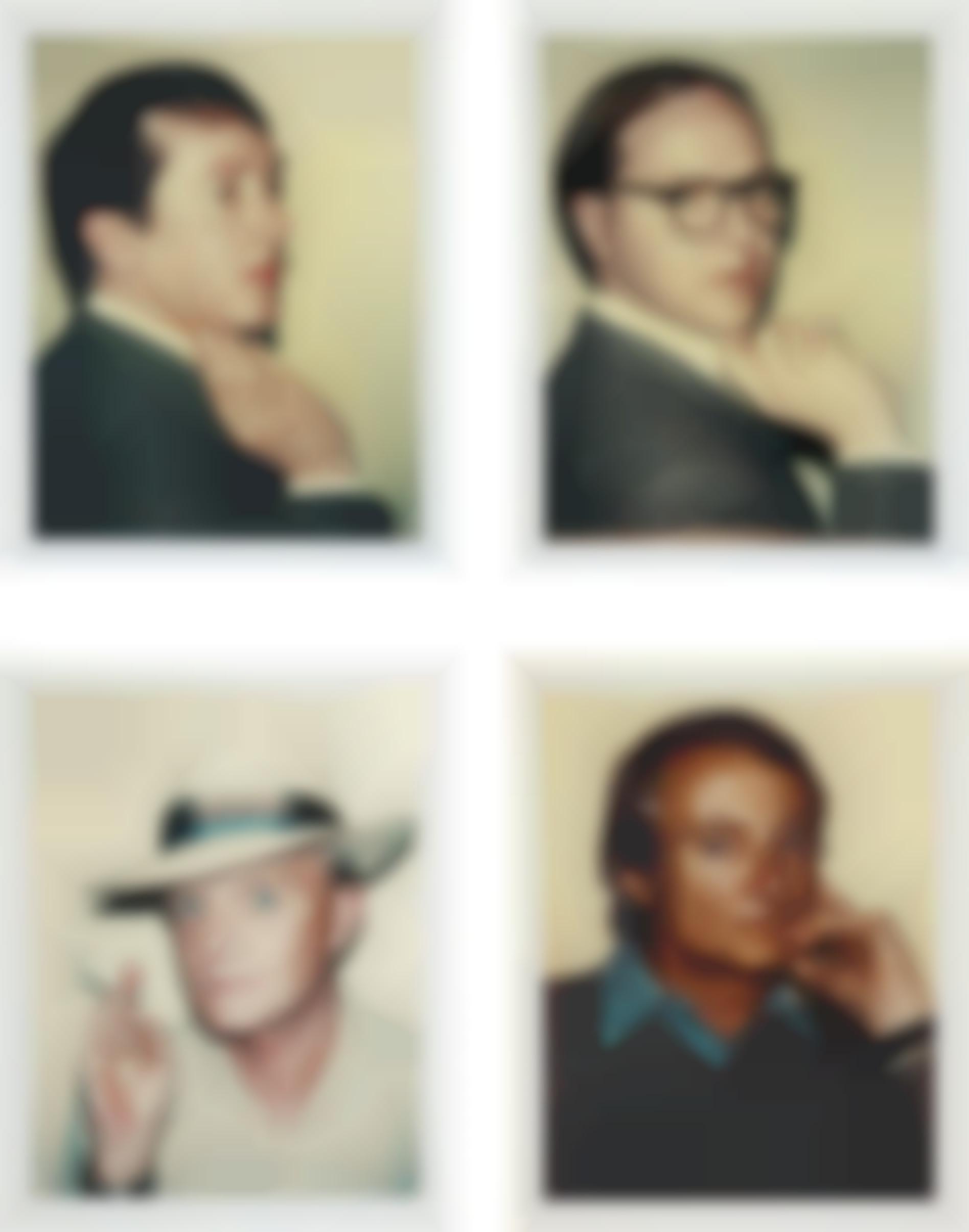 Andy Warhol-Gilbert & George, Truman Capote, Roy Lichtenstein-1981