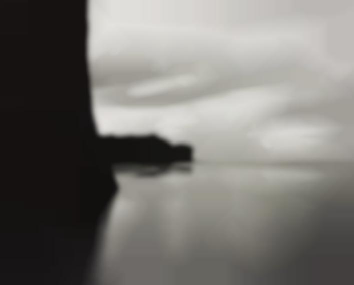 Chip Hooper - Cape Foulwind Beach, Tasman Sea, New Zealand-2003