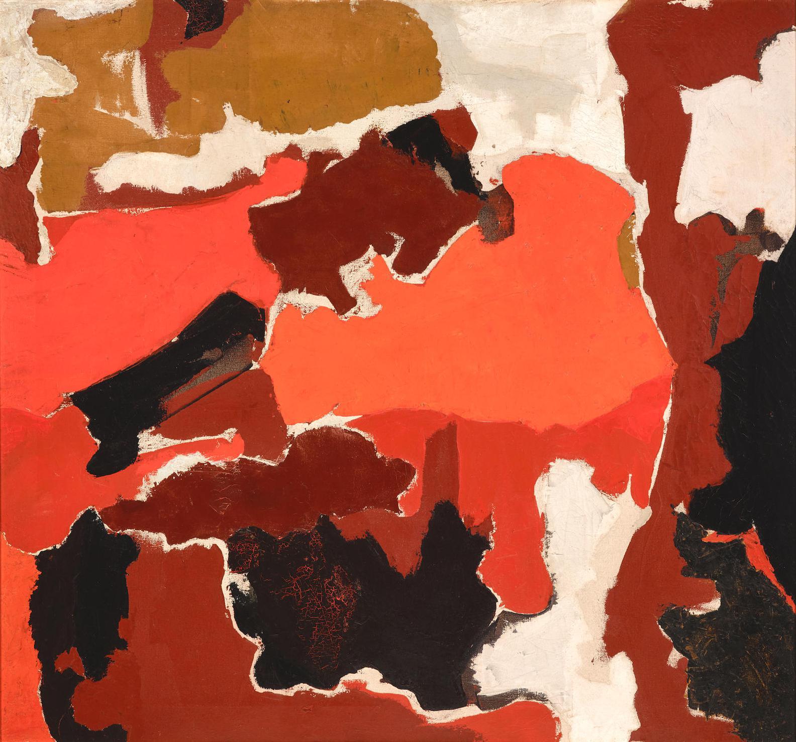 Ernest Briggs-Untitled (#309)-1960