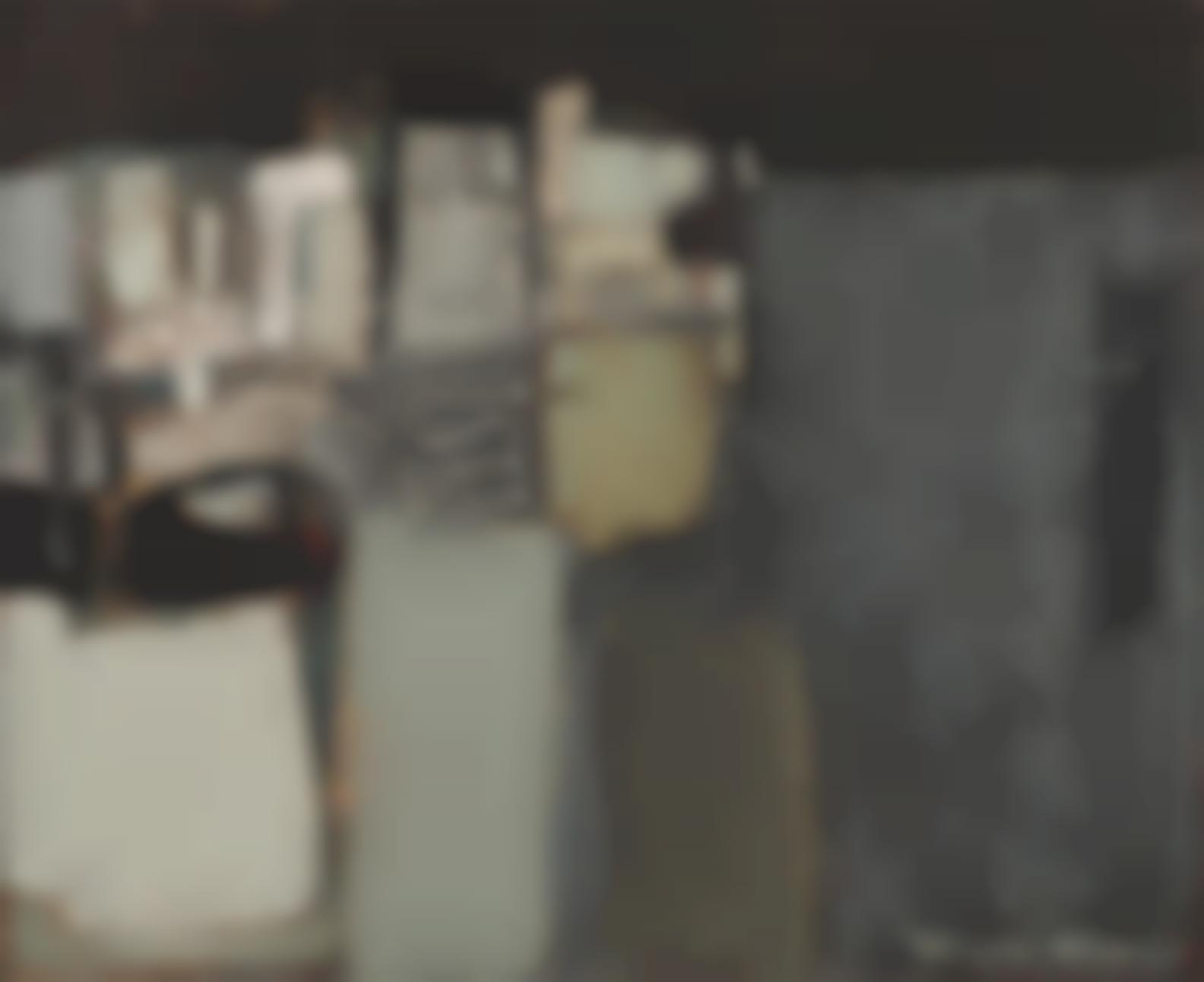Raimonds Staprans-Untitled (Village)-1961