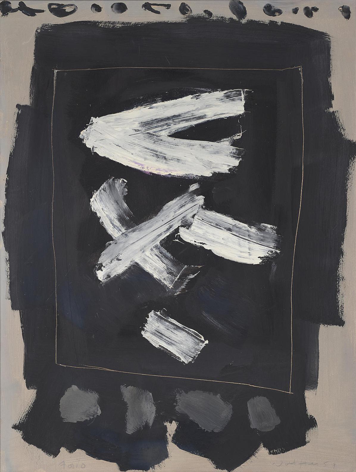Emerson Woelffer-Ischia #1-1959