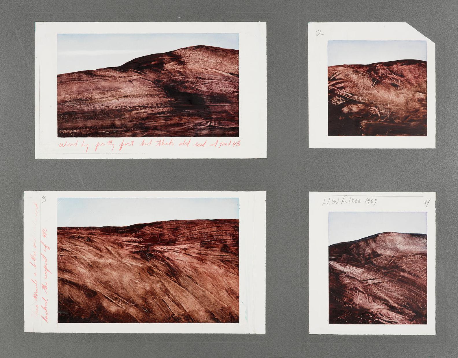 Llyn Foulkes-Untitled-1969