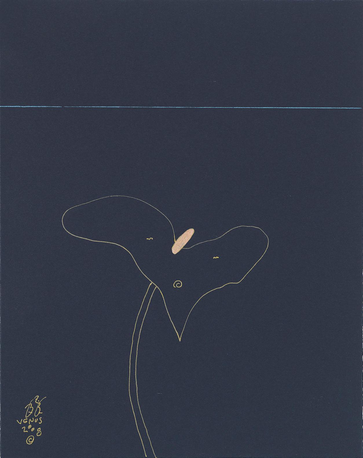 Billy Al Bengston-Venus, 2008-2008